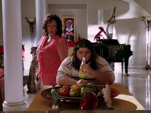 Jorge Garcia diet plan