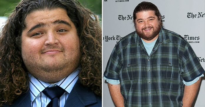 Jorge Garcia Weight Loss transformation photo